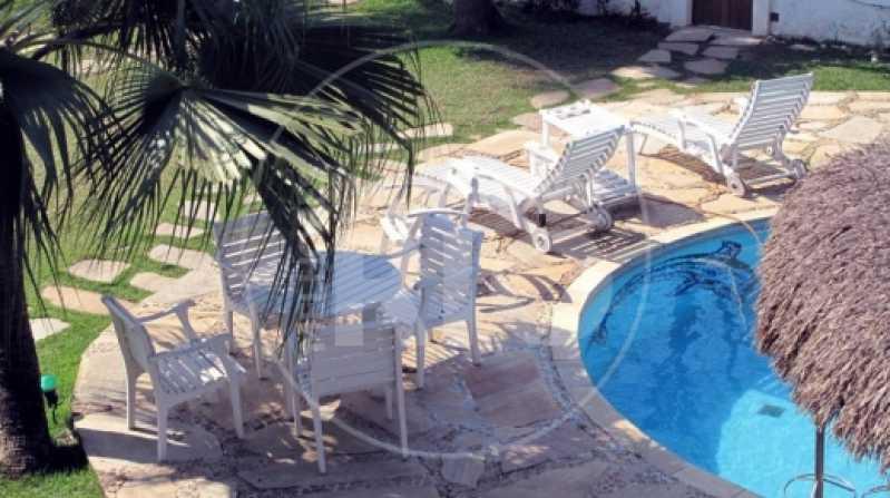 Melhores Imóveis no Rio - Casa 5 quartos no Condomínio Lagoa Mar Norte - CB0268 - 7