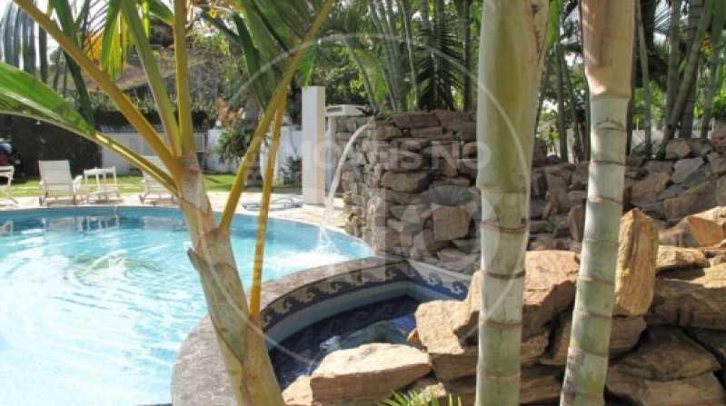 Melhores Imóveis no Rio - Casa 5 quartos no Condomínio Lagoa Mar Norte - CB0268 - 9