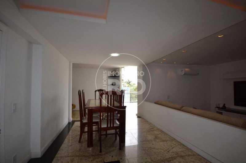 Melhores Imoveis no Rio - Cobertura 4 quartos no Recreio - MIR2604 - 3