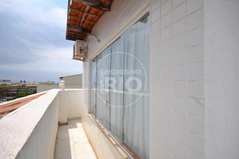 Melhores Imoveis no Rio - Cobertura 4 quartos no Recreio - MIR2604 - 18