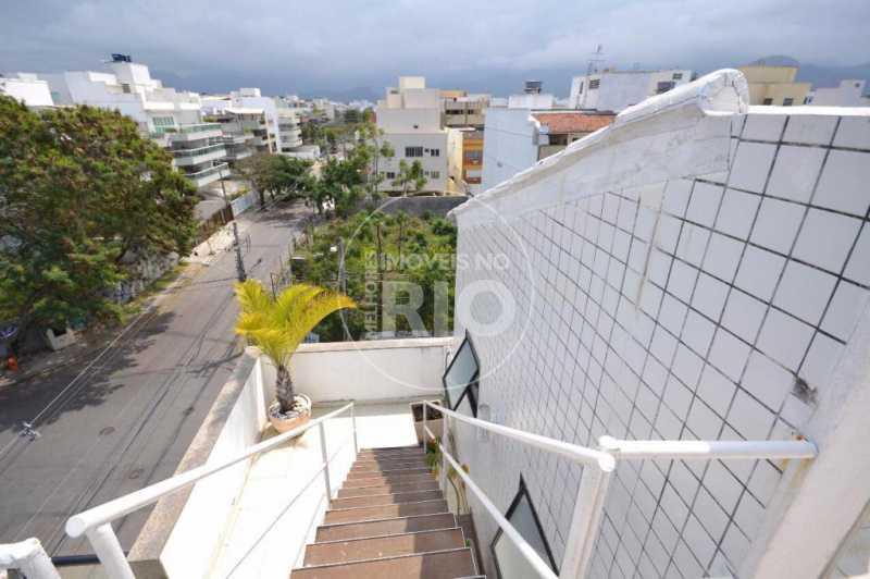 Melhores Imoveis no Rio - Cobertura 4 quartos no Recreio - MIR2604 - 21