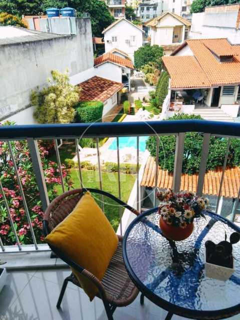 Melhores Imoveis no Rio - Apartamento 2 quartos em Vila Isabel - MIR2611 - 5