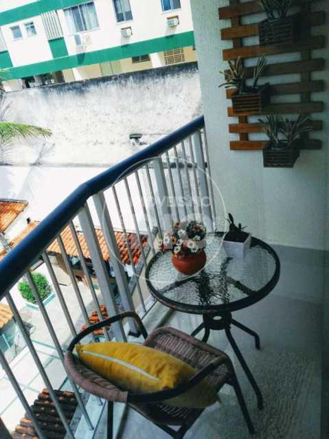 Melhores Imoveis no Rio - Apartamento 2 quartos em Vila Isabel - MIR2611 - 6