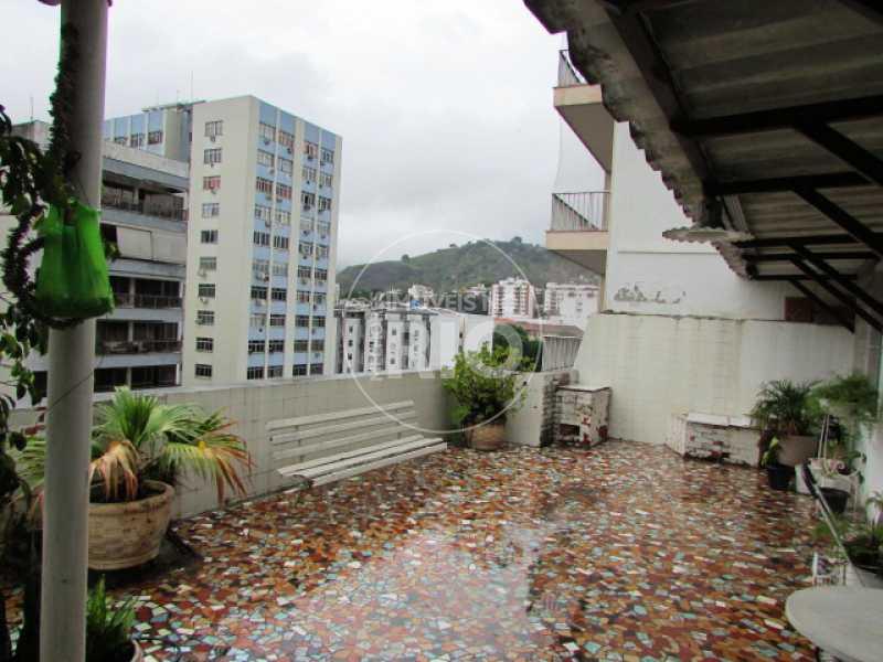 Melhores Imoveis no Rio - Cobertura 3 quartos na Tijuca - MIR2629 - 14