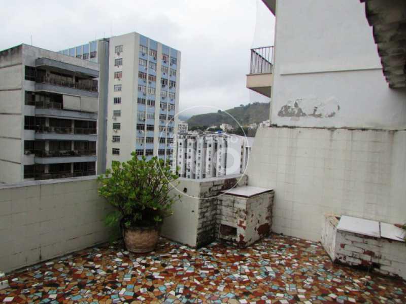 Melhores Imoveis no Rio - Cobertura 3 quartos na Tijuca - MIR2629 - 15