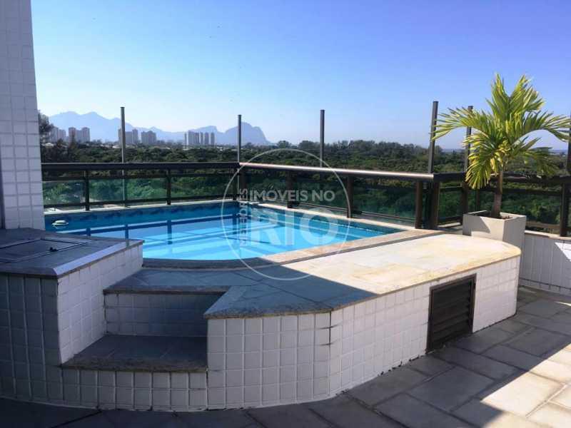 Melhores Imoveis no Rio - Cobertura 4 quartos no Recreio - MIR2630 - 3