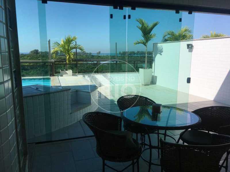 Melhores Imoveis no Rio - Cobertura 4 quartos no Recreio - MIR2630 - 9