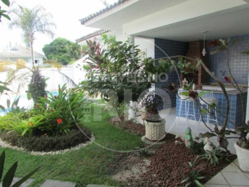 Melhores Imóveis no Rio - Casa 5 quartos no Condomínio Rio Mar - CB0273 - 9