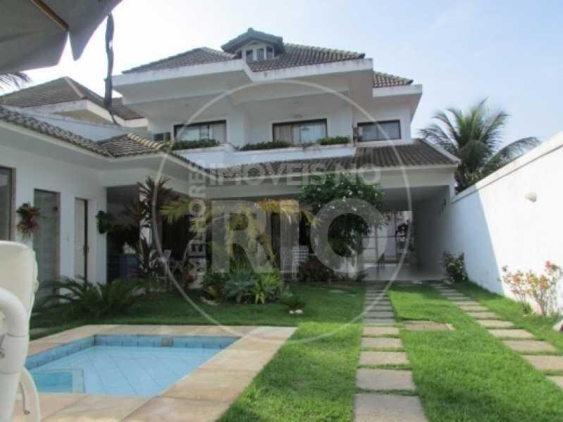 Melhores Imóveis no Rio - Casa 5 quartos no Condomínio Rio Mar - CB0273 - 1