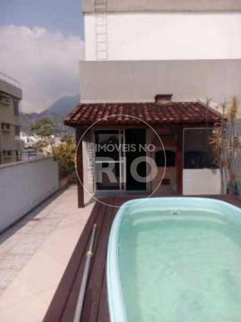 Melhores Imoveis no Rio - Cobertura 2 quartos na Tijuca - MIR2683 - 13