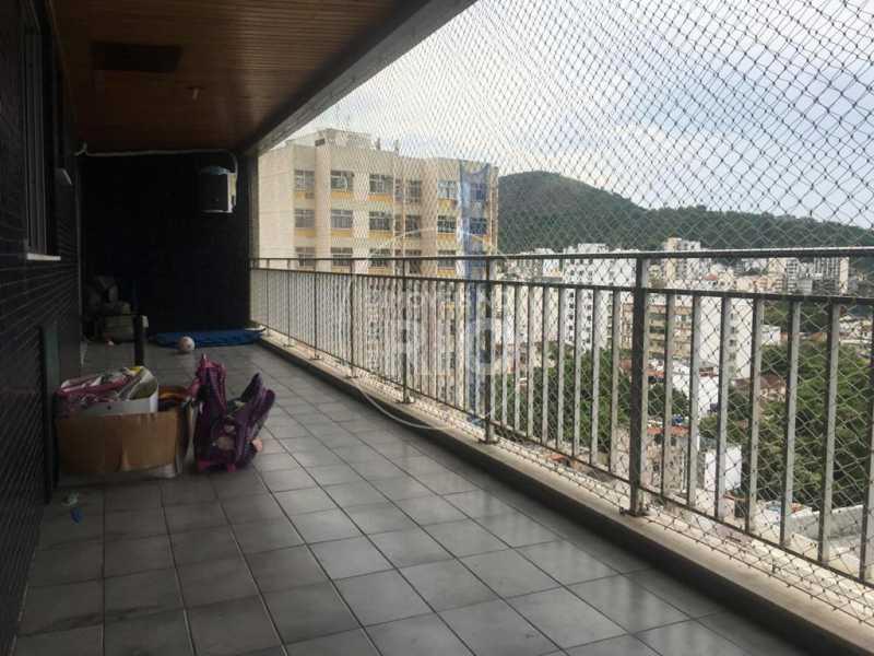 Melhores Imoveis no Rio - Apartamento 2 quartos no Grajaú - MIR2704 - 1