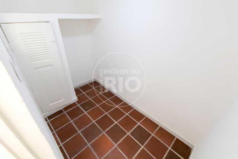 Melhores Imoveis no Rio - Casa 3 quartos na Tijuca - MIR2705 - 20
