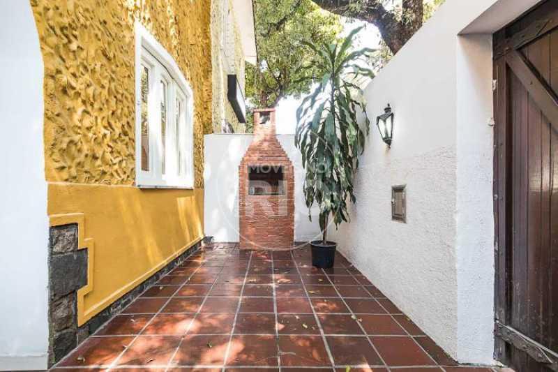 Melhores Imoveis no Rio - Casa 3 quartos na Tijuca - MIR2705 - 23