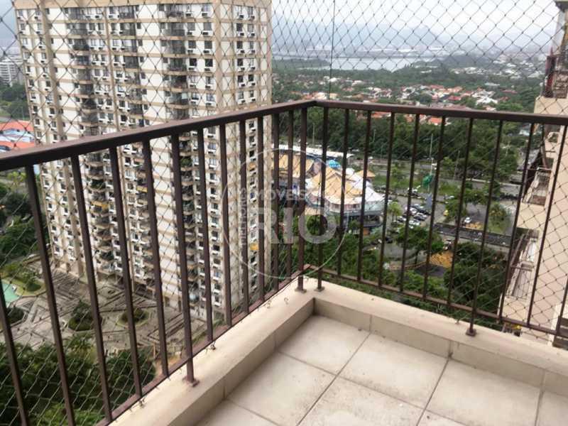 Melhores Imoveis no Rio - Apartamento 2 quartos no Novo Leblon - MIR2741 - 15