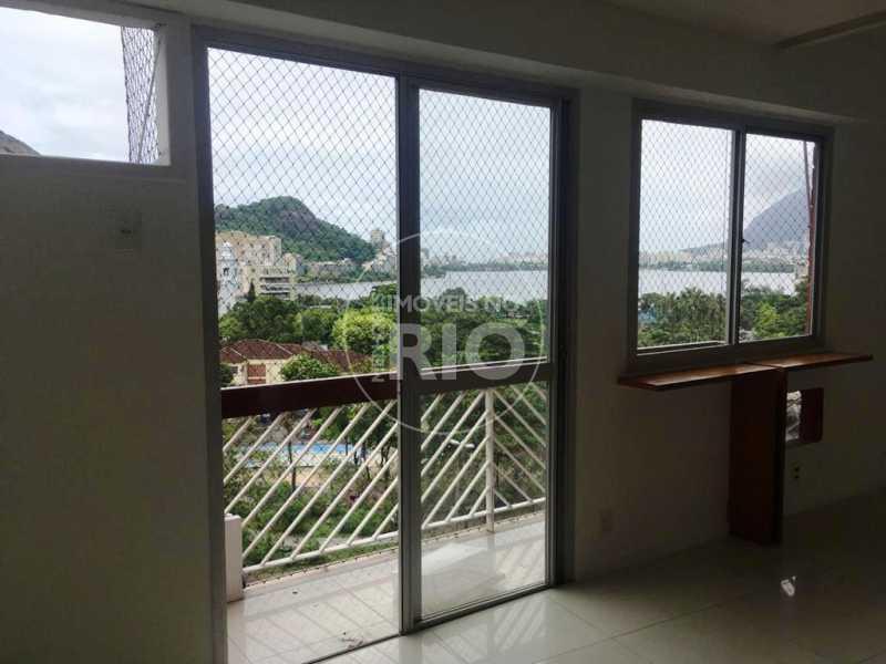 Melhores Imoveis no Rio - Apartamento 2 quartos no Humaitá - MIR2742 - 1