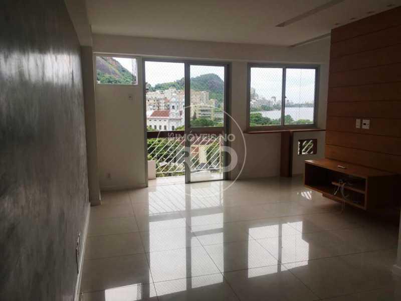 Melhores Imoveis no Rio - Apartamento 2 quartos no Humaitá - MIR2742 - 3