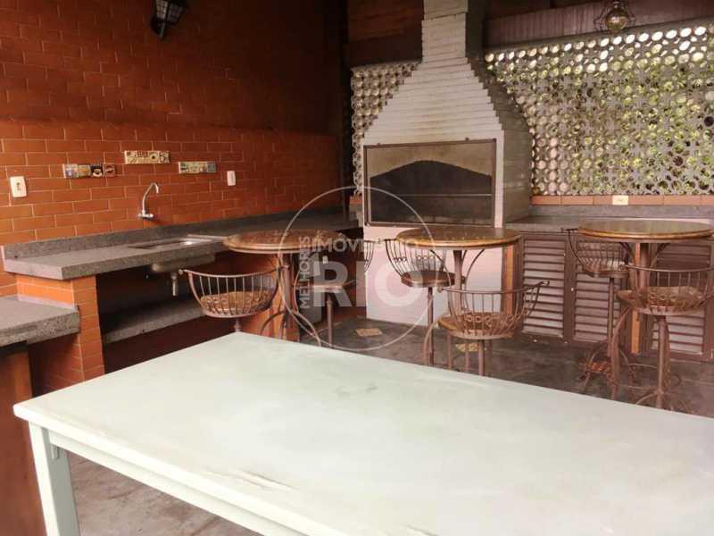 Melhores Imoveis no Rio - Apartamento 2 quartos no Humaitá - MIR2742 - 16
