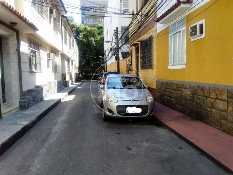 Melhores Imoves no Rio - Apartamento Tipo Casa 2 quartos na Tijuca - MIR2746 - 14