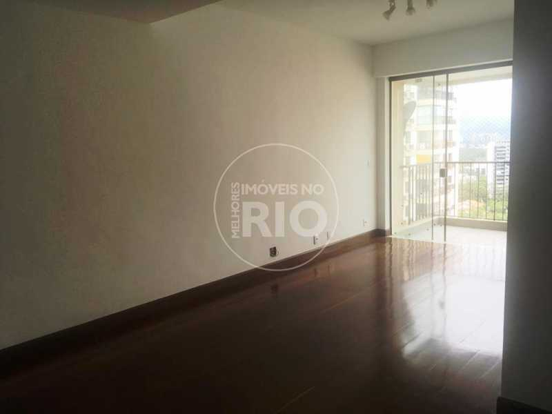 Melhores Imoveis no Rio - Apartamento 2 quartos no Novo Leblon - MIR2750 - 1