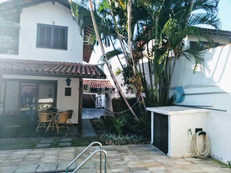 Casa no Santa Mônica - Casa no Condomínio Santa Mônica - CB0718 - 5