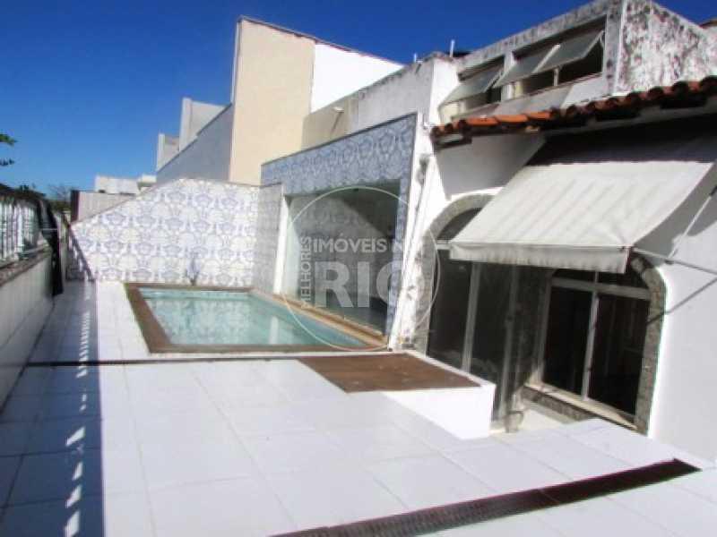 Cobertura na Barra da Tijuca - Cobertura Linear no Jardim Oceânico - MIR2883 - 3