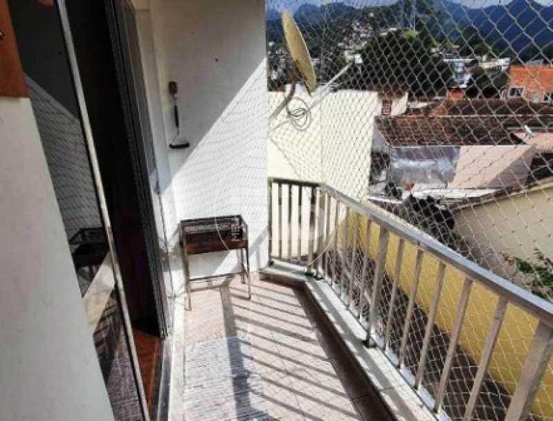 Apartamento no Andaraí - Apartamento 2 quartos no Andaraí - MIR2938 - 1