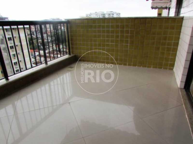 Cobertura na Tijuca - Cobertura 3 quartos na Tijuca - MIR2947 - 1