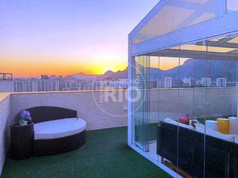 Cobertura no Cidade Jardim - Cobertura 3 quartos no Majestic - MIR2969 - 3