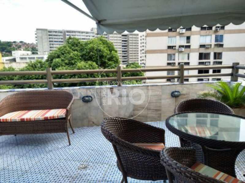 Apartamento em Vila Isabel - Aparamento quadriplex 4 quartos em Vila Isabel - MIR3071 - 15