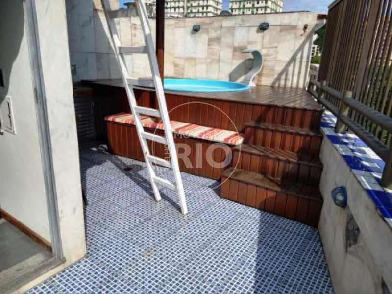 Apartamento em Vila Isabel - Aparamento quadriplex 4 quartos em Vila Isabel - MIR3071 - 19