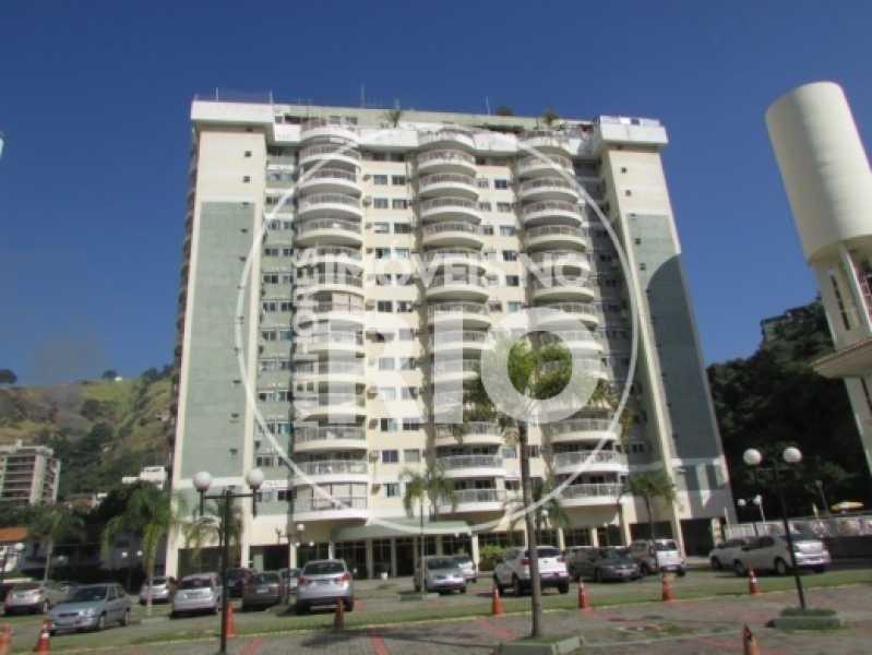 Melhores Imóveis no Rio - Apartamento de 4 quartos na Tijuca - MIR0140 - 1