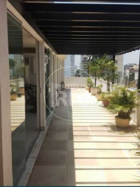 Cobertura na Tijuca - Cobertura Linear 3 quartos na Tijuca - MIR3117 - 3