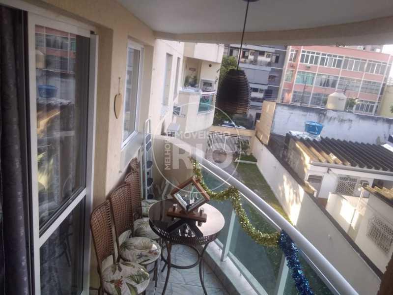 Apartamento Eng. de Dentro - Apartamento 2 quartos no Engenho de Dentro - MIR3122 - 1
