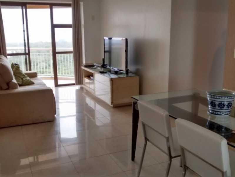 Melhores Imóveis no Rio - Apartamento de 3 quartos na Tijuca - MIR0143 - 3