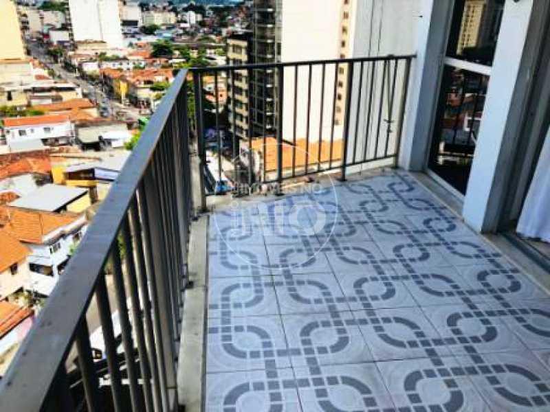 Apartamento no Eng. Novo - Apartamento 1 quarto no Engenho Novo - MIR3142 - 1
