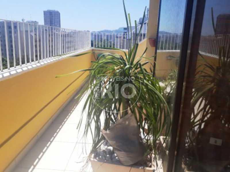 Cobertura no Maracanã - Cobertura 4 quartos na Tijuca - MIR3149 - 1