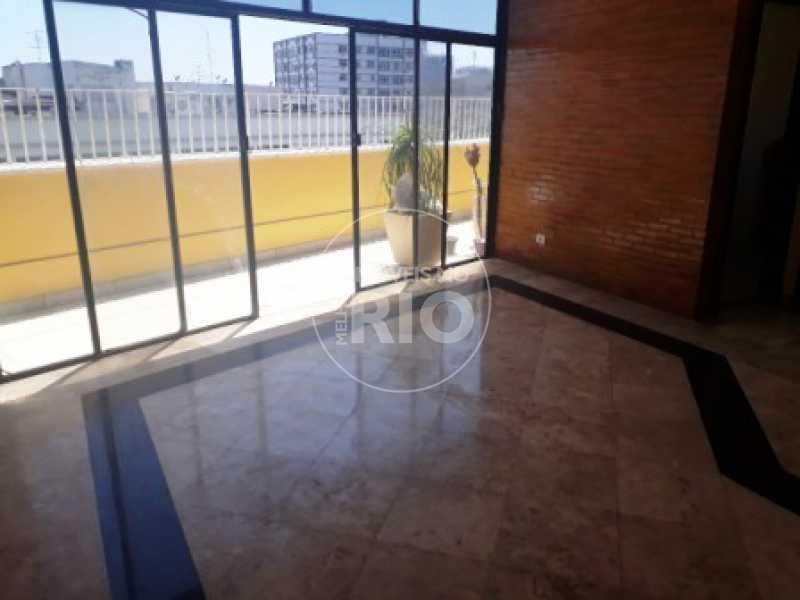 Cobertura no Maracanã - Cobertura 4 quartos na Tijuca - MIR3149 - 3