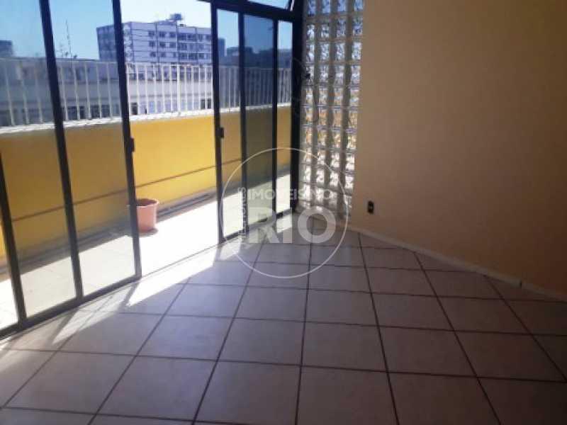 Cobertura no Maracanã - Cobertura 4 quartos na Tijuca - MIR3149 - 6