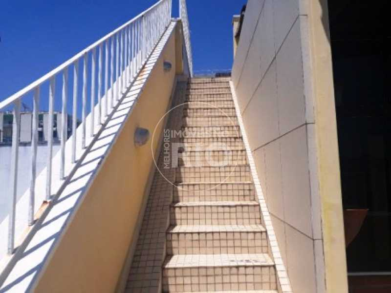 Cobertura no Maracanã - Cobertura 4 quartos na Tijuca - MIR3149 - 16