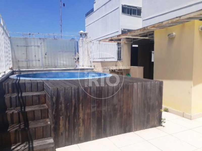 Cobertura no Maracanã - Cobertura 4 quartos na Tijuca - MIR3149 - 17