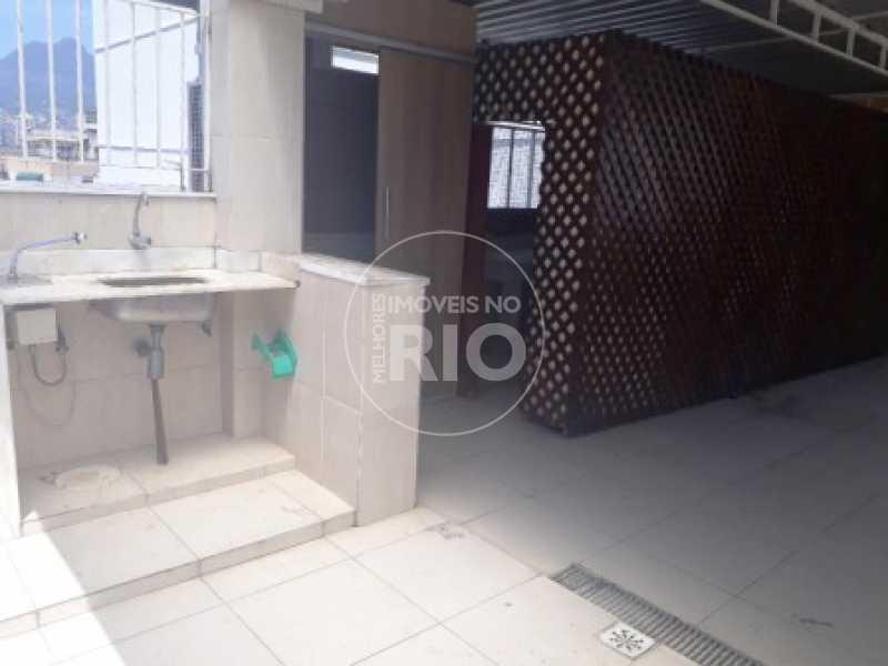 Cobertura no Maracanã - Cobertura 4 quartos na Tijuca - MIR3149 - 19