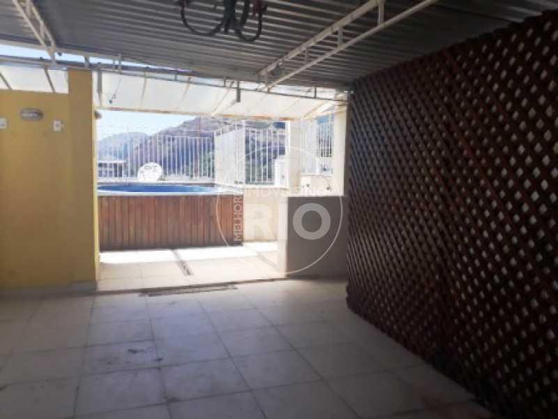 Cobertura no Maracanã - Cobertura 4 quartos na Tijuca - MIR3149 - 18