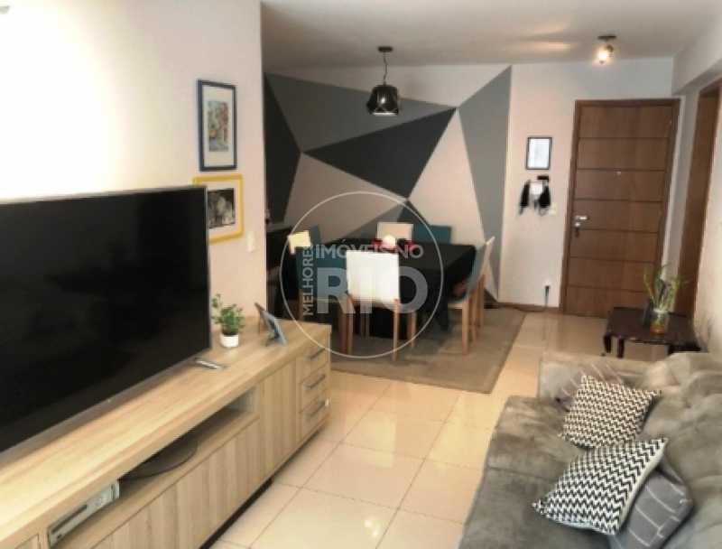 Apartamento na Tijuca - Apartamento 2 quartos na Tijuca - MIR3160 - 3