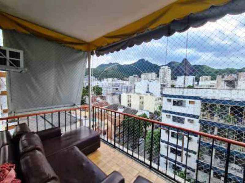 Apartamento no Grajaú - Apartamento 2 quartos no Grajaú - MIR3180 - 5