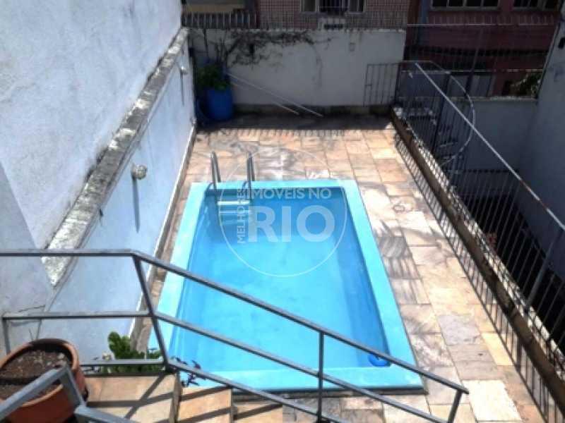 Casa na Tijuca - Casa 5 quartos no Maracanã - MIR3273 - 1