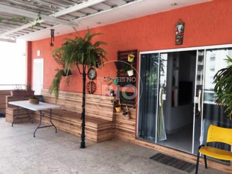 Cobertura no Rio Comprido - Cobertura 3 quartos no Rio Comprido - MIR3293 - 19