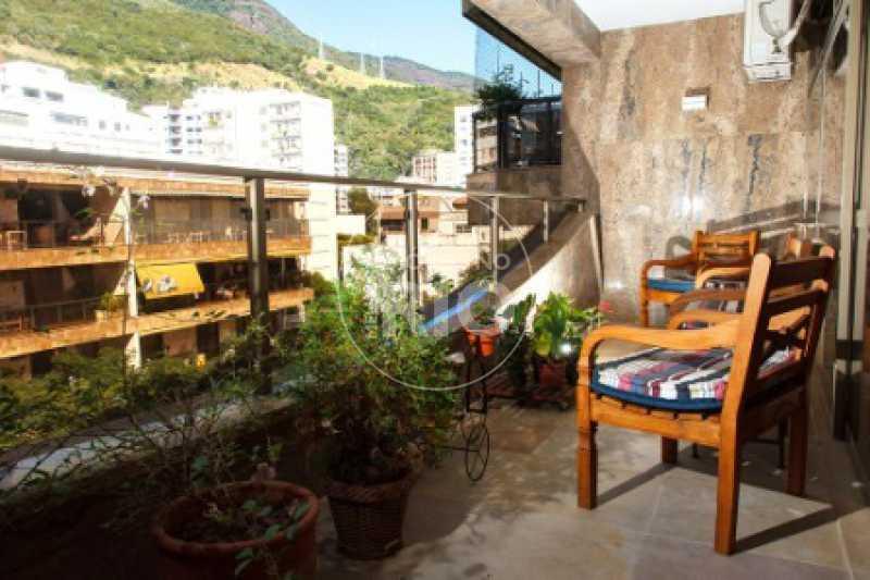 Apartamento na Tijuca - Apartamento 5 quartos na Tijuca - MIR3296 - 1