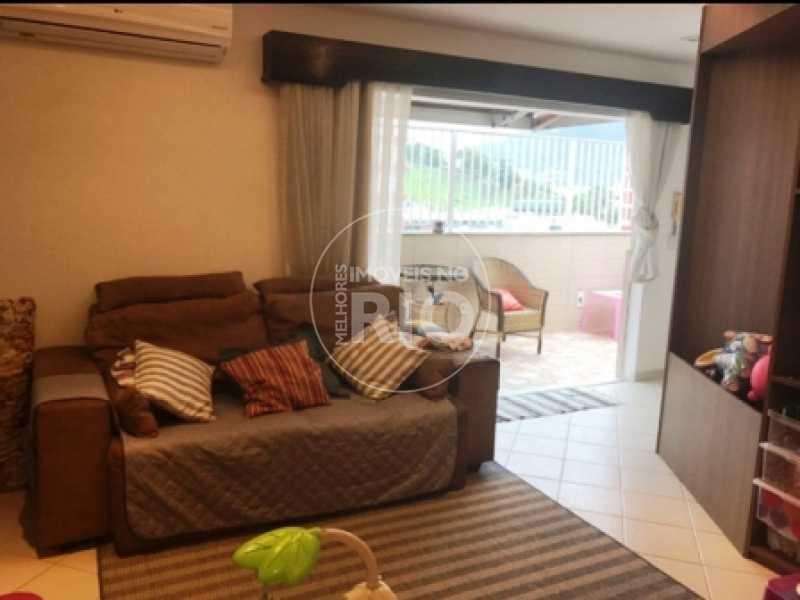 Apartamento em Vila Isabel - Cobertura 3 quartos na Tijuca - MIR3300 - 7