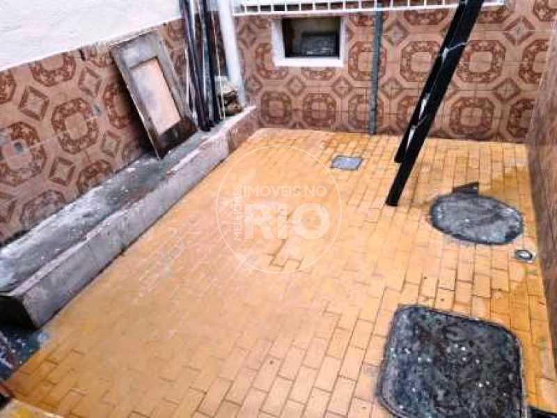 Casa na Tijuca - Casa de Vila 4 quartos à venda Tijuca, Rio de Janeiro - R$ 580.000 - MIR3355 - 9