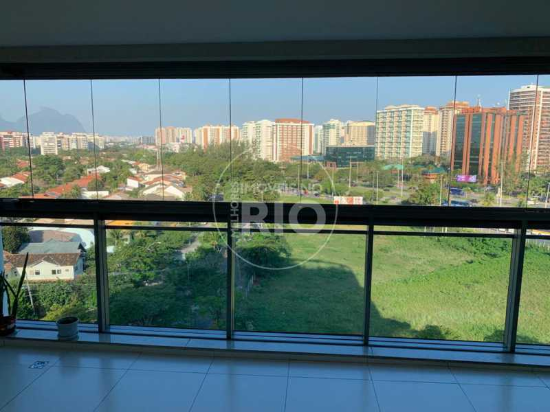 Santa Monica Jardins - Apartamento à venda Avenida Jardins de Santa Mônica,Barra da Tijuca, Rio de Janeiro - R$ 2.950.000 - MIR3369 - 17